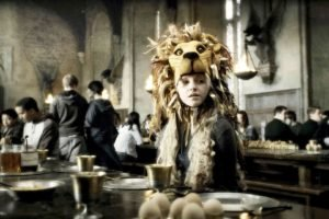 Luna Lovegood, Lion, Harry Potter and the Half Blood Prince