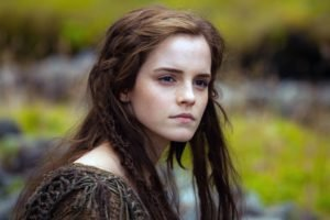 Emma Watson, Women, Movies, Freckles, Long hair, Actress, Noah (movie)