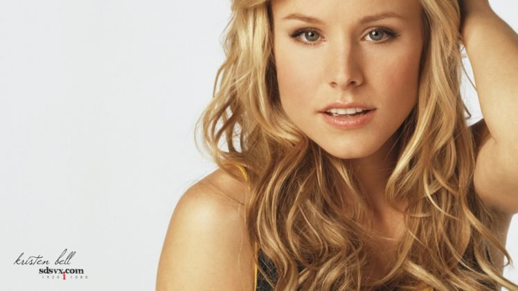 celebrity, Kristen Bell HD Wallpaper Desktop Background