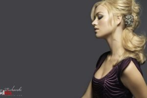 celebrity, Blonde, Cleavage, Yvonne Strahovski