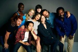 The Walking Dead, Actor