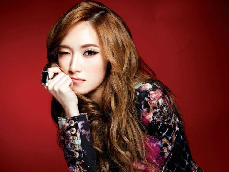 SNSD, Jessica Jung, Asian HD Wallpaper Desktop Background