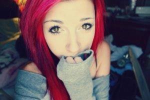 redhead, Women