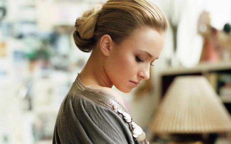 Hayden Panettiere, Women, Blonde HD Wallpaper Desktop Background