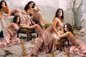 Kate Beckinsale, Women, Collage, Actress