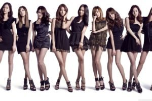 Girls Generation, Women, Asian