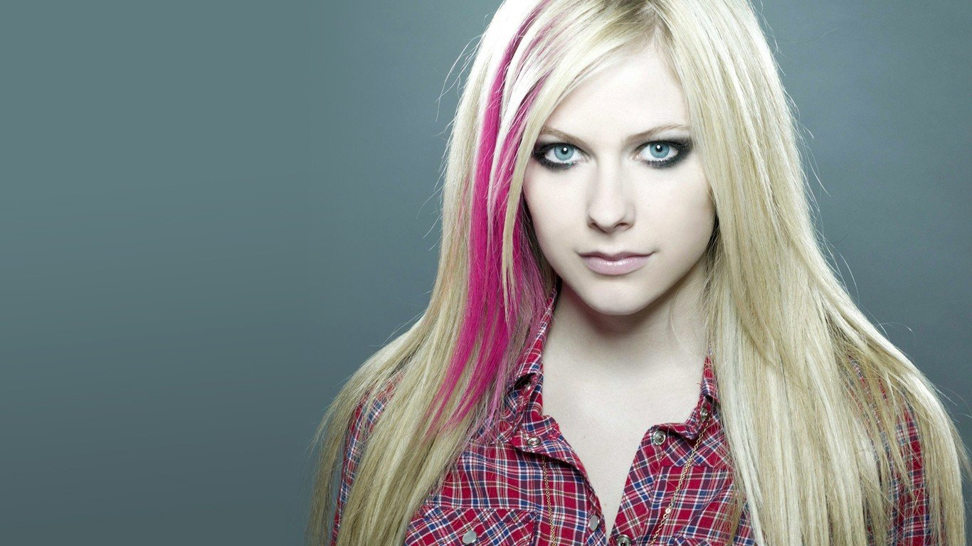 Avril Lavigne 1 Wallpapers: Avril Lavigne HD Wallpapers / Desktop And Mobile Images