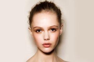 women, Face, Frida Gustavsson