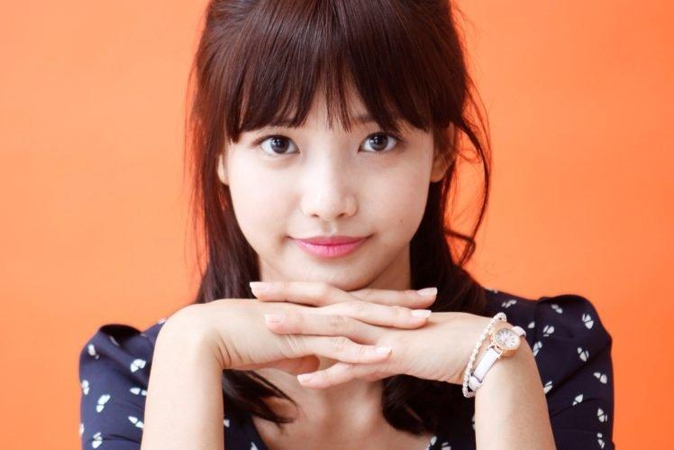 Ha Yeon Soo, Women, Asian, Face, Brunette, Brown eyes HD Wallpaper Desktop Background