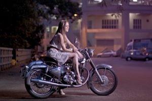 vehicle, Model, Women, Lee Enfield