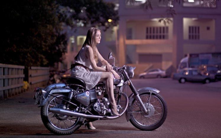 vehicle, Model, Women, Lee Enfield HD Wallpaper Desktop Background