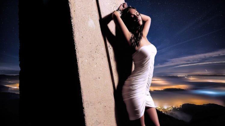 Megan Fox, Fantasy art, Celebrity HD Wallpaper Desktop Background