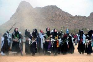 Touaregs, Sahara, Algeria