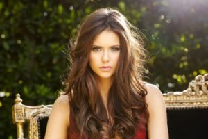 women, Nina Dobrev, Brunette, Hazel eyes, Actress, Arrow
