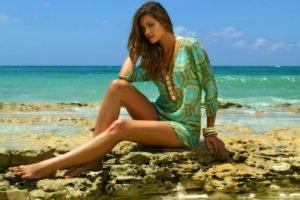 women, Ana Beatriz Barros, Brunette, Model, Legs