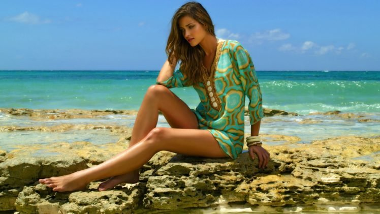 women, Ana Beatriz Barros, Brunette, Model, Legs HD Wallpaper Desktop Background
