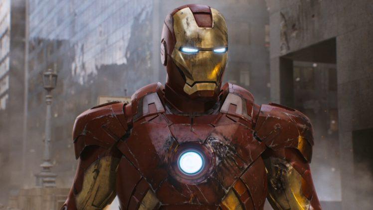 Iron Man, Superhero HD Wallpaper Desktop Background