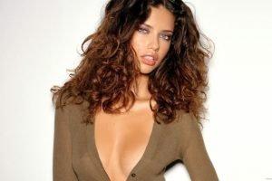 Adriana Lima, Women, Model, Brunette