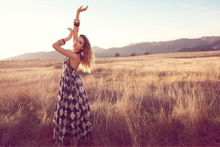 Lily Donaldson, Model, Women, Blonde HD Wallpaper Desktop Background