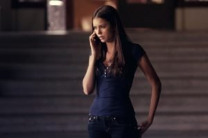 women, Nina Dobrev, Brunette, The Vampire Diaries, Elena Gilbert, Jeans