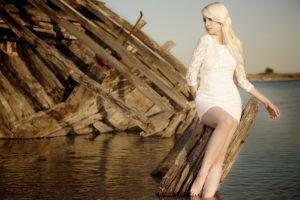 model, Blonde