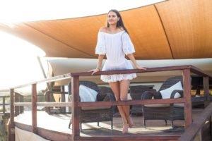 Gigi Hadid, Women, Legs, Brunette