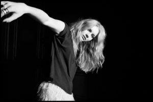 Bershka, Blonde, Women, Model