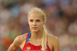 Darya Klishina, Women, Blonde, Athletes, Sport