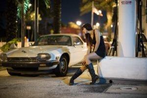 model, Car, Women, Vehicle, Jaguar, Jaguar XJS
