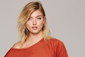 martha hunt, Eyes, Blue, Celebrity, Model, Skinny, Blonde, Women, Victorias Secret