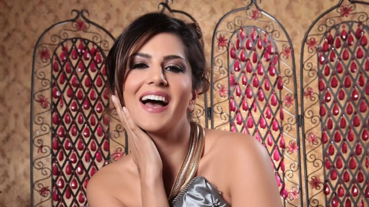 women, Sunny Leone HD Wallpaper Desktop Background