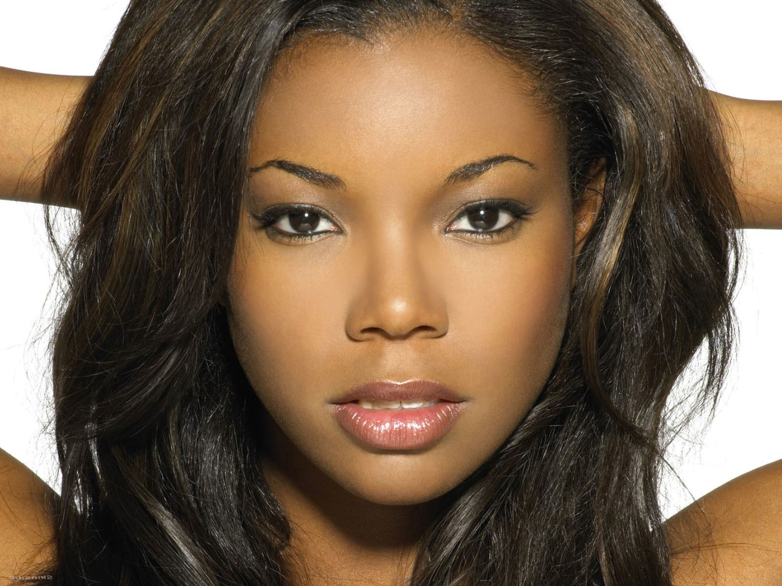 ebony, Women, Black, Gabrielle Union Wallpaper