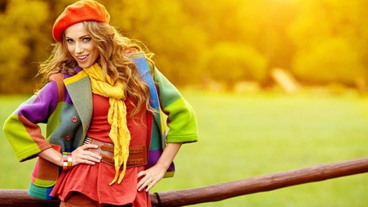 women, Blonde HD Wallpaper Desktop Background