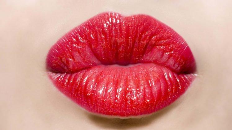 lips, Lipstick HD Wallpaper Desktop Background