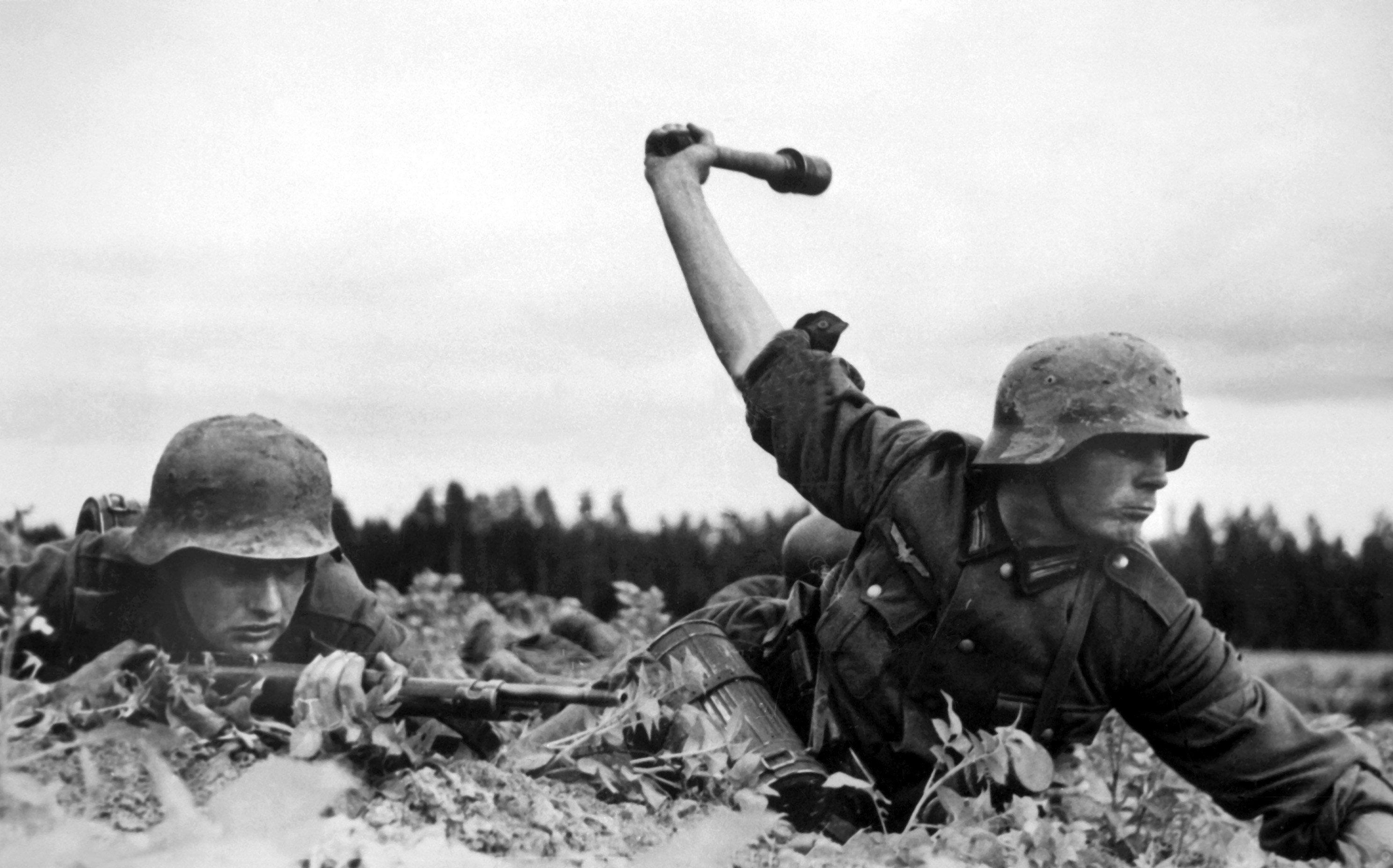 German Army, Gun, Nazi, World War II