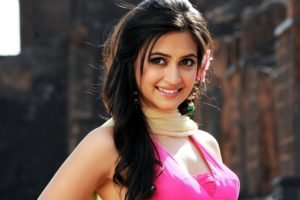 Kriti Kharbanda, Indian, Long hair, Women