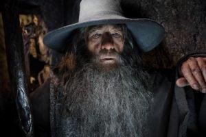 movies, Gandalf, The Hobbit, The Hobbit: The Desolation of Smaug, Ian McKellen, Men, Actor, Wizard