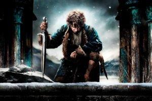 Martin Freeman, Bilbo Baggins, The Hobbit, The Hobbit: The Battle of the Five Armies, Movies