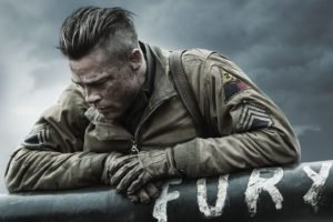 Fury, Tank, Brad Pitt