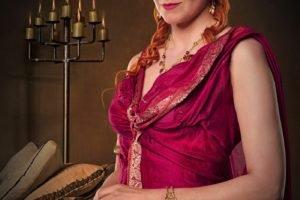 Lucretia, Lucy Lawless, Women, Spartacus