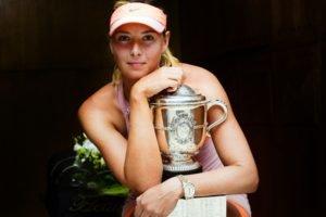 Maria Sharapova, Roland Garros