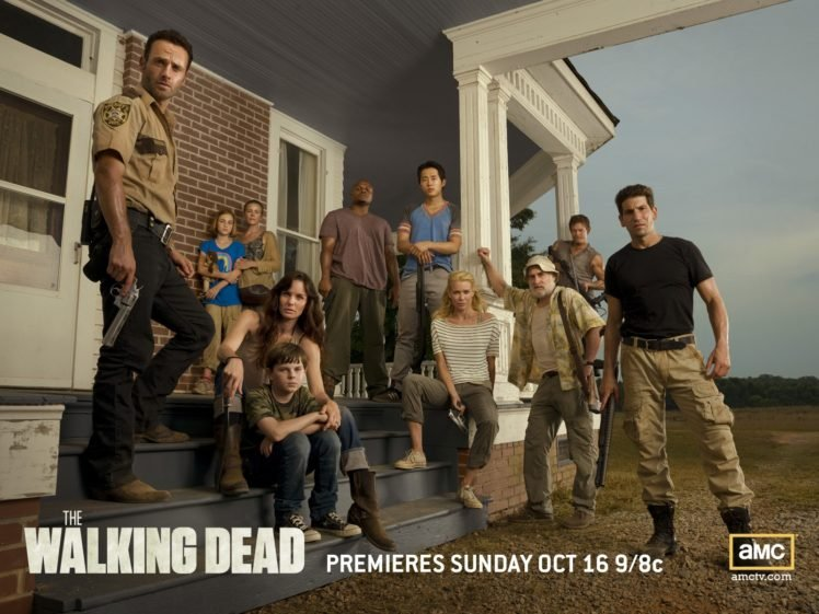 The Walking Dead Hd Wallpapers Desktop And Mobile Images Photos