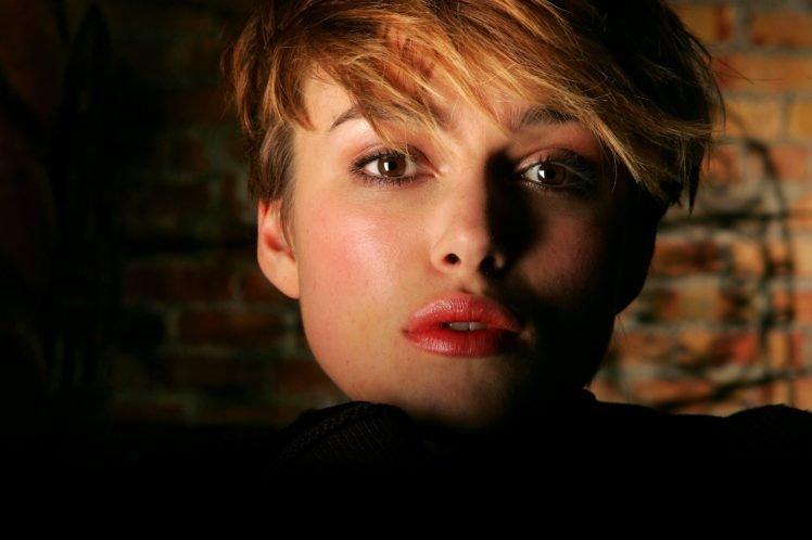 Keira Knightley, Women, Face HD Wallpaper Desktop Background