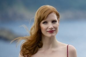 Jessica Chastain, Women, Redhead, Actress, Face