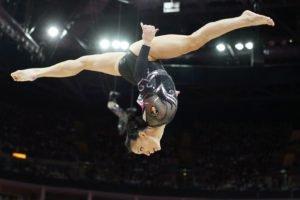 women, Sports, Gymnastics