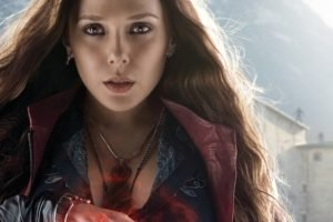 Avengers: Age of Ultron, Elizabeth Olsen, Scarlet Witch