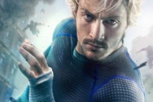 Avengers: Age of Ultron, Quicksilver, Aaron Taylor Johnson