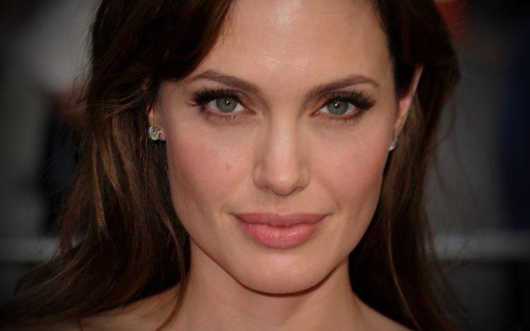 Angelina Jolie, Women, Actress HD Wallpaper Desktop Background
