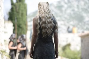 Game of Thrones, Daenerys Targaryen, Emilia Clarke, Women, Blonde