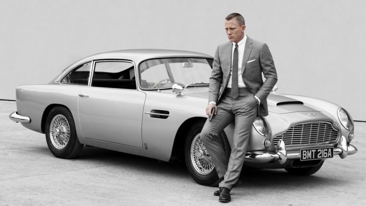007 James Bond Aston Martin Aston Martin Db5 Daniel